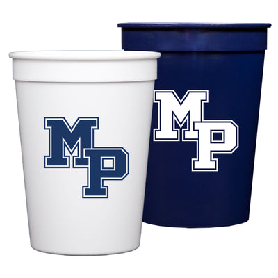 Malvern Prep Logo 16 oz Stadium Cups (2 Colors Available) (Set of 25)