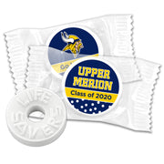Upper Merion SD Personalized Life Savers (Set of 100)