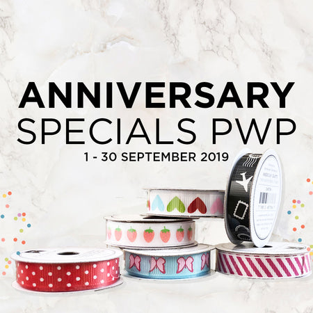 Here's More: Anniversary Specials PWP
