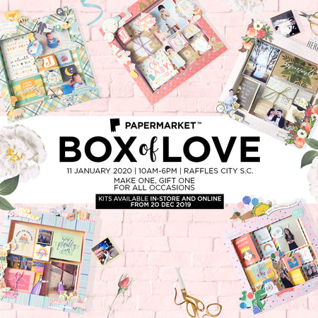 PaperMarket Presents: Box of Love