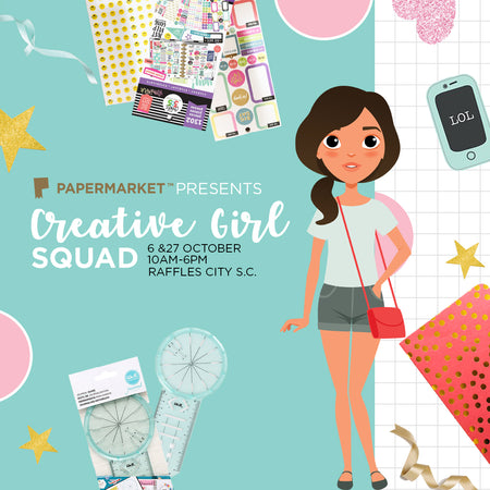 Join our Creative Girl Squad!