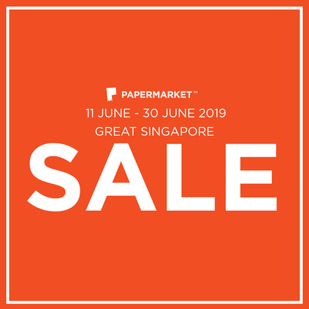 Great Singapore Sale 2019!