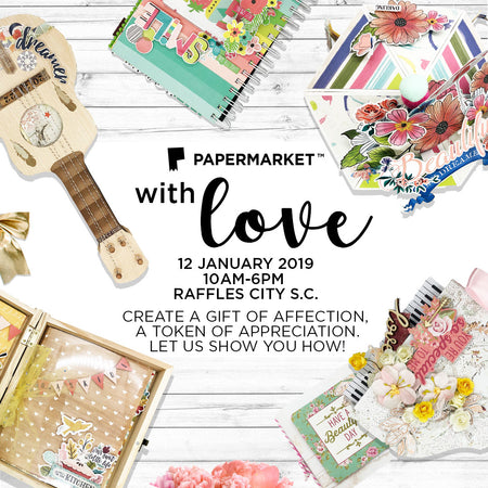 PaperMarket Presents: With Love