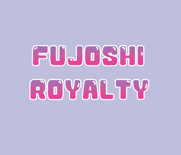 Fujoshi Royalty Crop Top