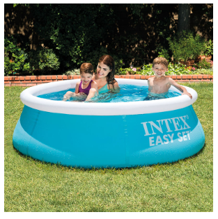 Family inflatable pool environmental swimming pool kid adult children garden outdoor baby play pool with cover Baby ball bathing