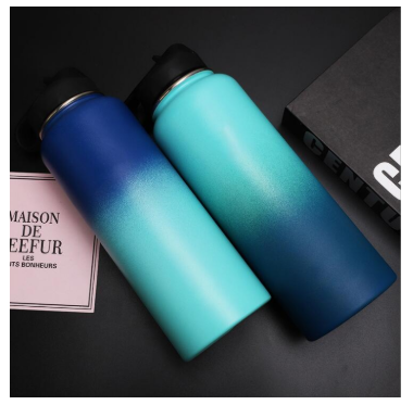 18, 32, 40 ounces Stainless Steel Thermos Bottle Double Wall Vacuum Insulated Cup Hydro Flask Classic Vacuum Bottle