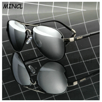 Metal frame one piece polarized sunglasses women oversized hot mens goggles brown red sun glasses male 2020 summer uv400 NX