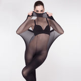 New Super Elastic Flexible Anti hook Tights Silk Magical Stocking Pantyhose