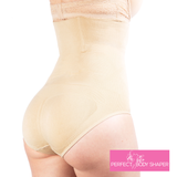 Perfect Body Shaper Tummy Control and Butt Lift Shapewear: High Waisted Panties (5 + 1)