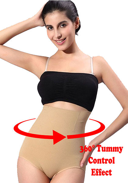 Perfect Body Shaper High Waisted Tummy Control Shapewear Panties