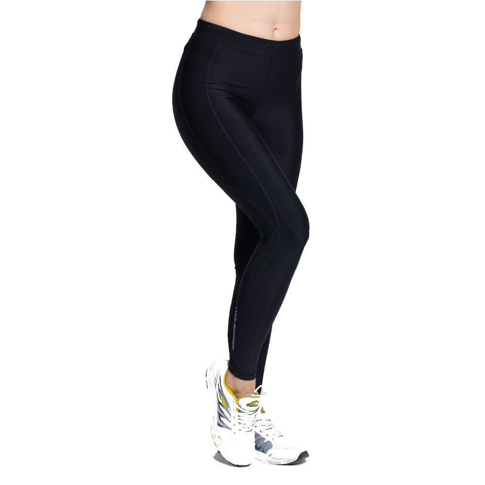 BigEasyStores Black Butt Lifting Workout Running Leggings Fitness Yoga Pants for Women