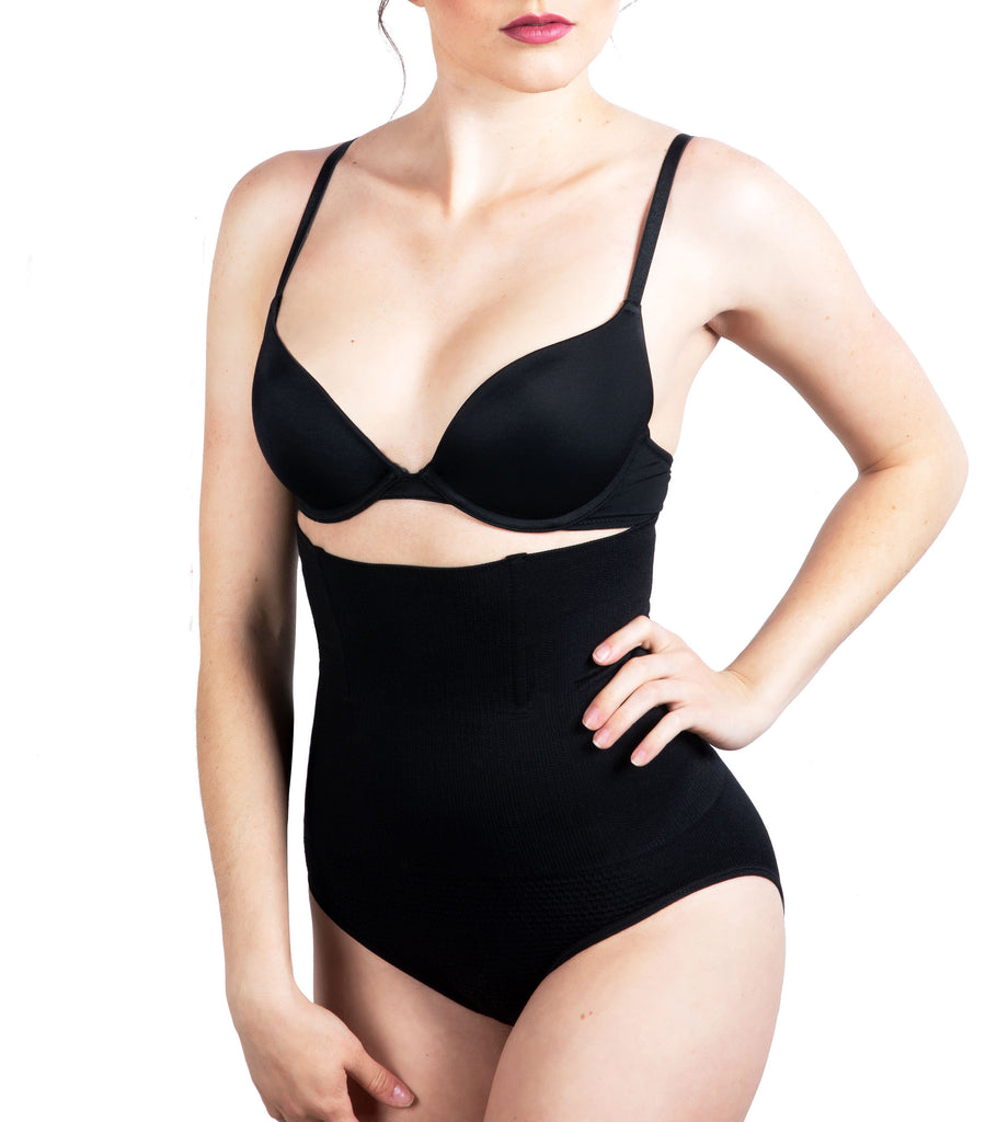 Perfect Body Shaper Tummy Control and Butt Lift Shapewear: High Waisted Panties