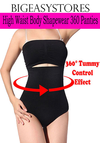 c3b7ae4659 Slim Panties 360 High Waisted Shaping Tummy Control Panty - Best Seller  Body Shaper for Women