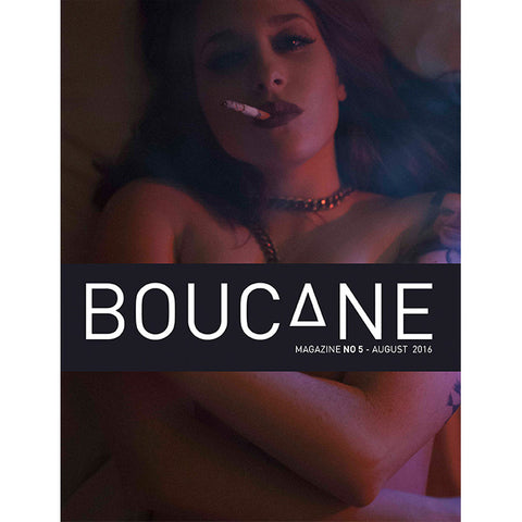 Boucane Magazine no 5 - August