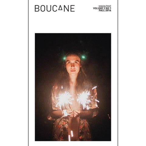 Boucane v2 issue 1 - Fall 2016