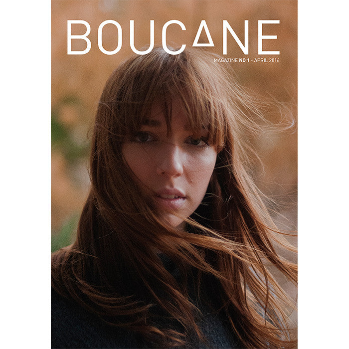 Boucane magazine 1 - April