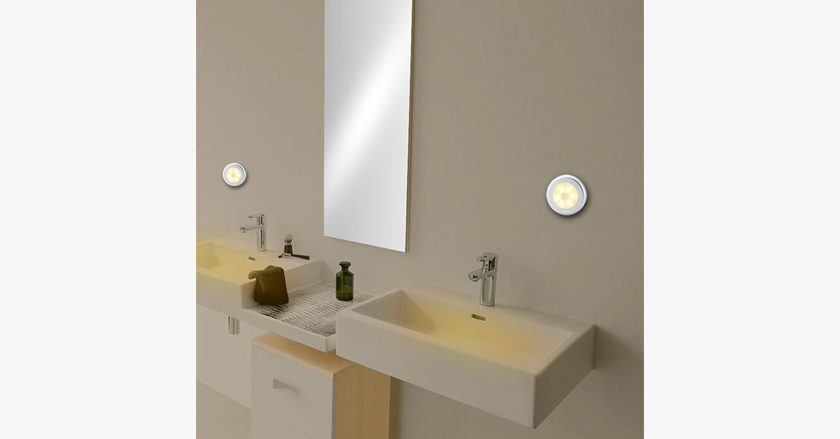 Motion Sensor Closet Light