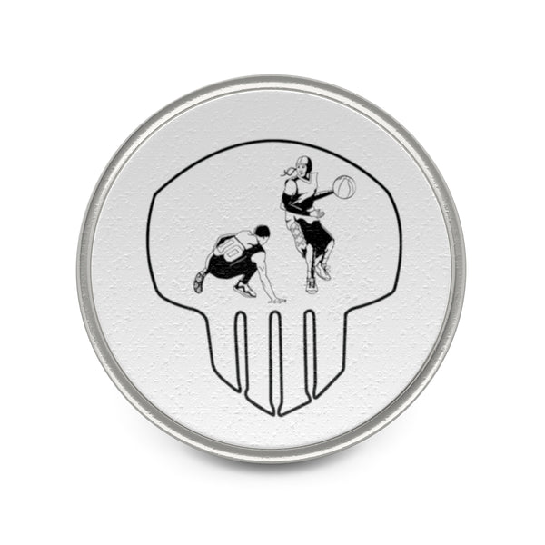Bone Collector Logo Metal Pin