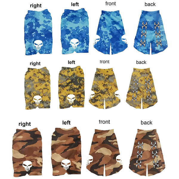 💀 Bone Collector Signature Shorts Camouflage 💀