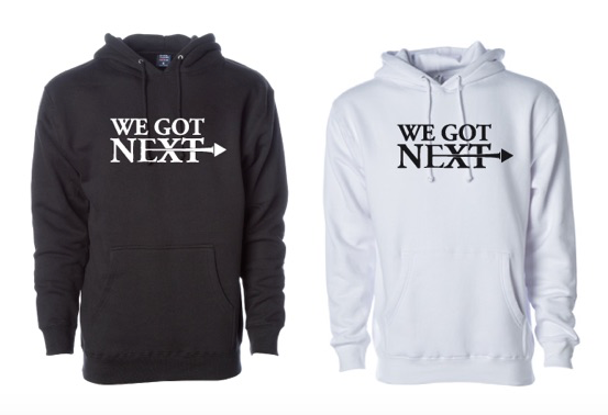 Bone Collector We Got Next Hoodies