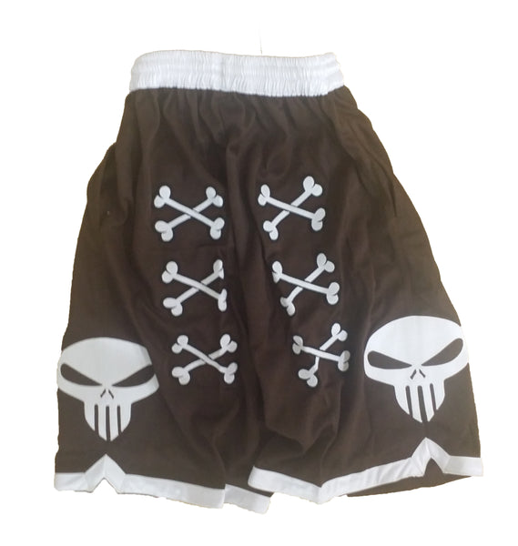 💀 Bone Collector Signature Shorts Brown 💀
