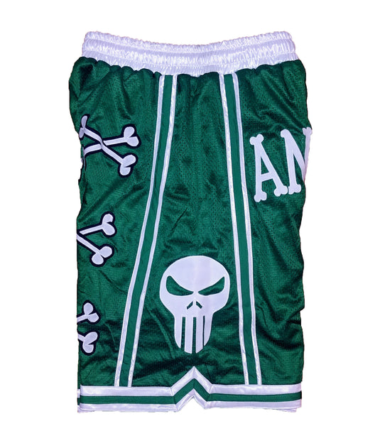 💀 Bone Collector Signature Ankles Shorts 💀