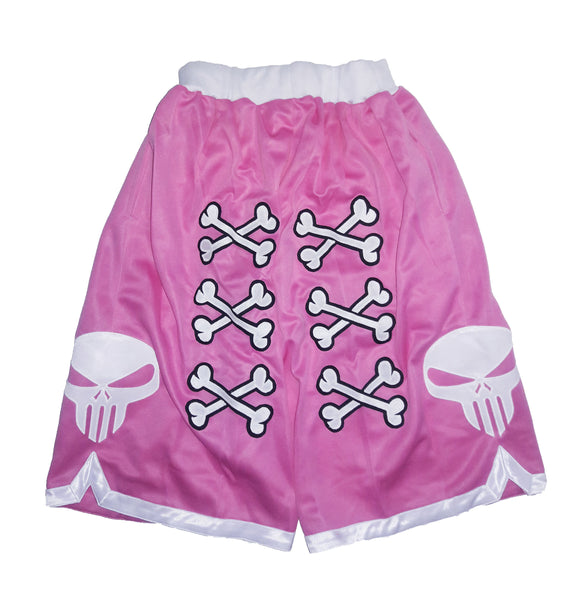 💀 Bone Collector Signature Shorts Pink 💀