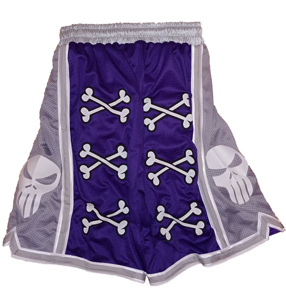 💀 Bone Collector Sacramento Signature Shorts Embroidered 💀