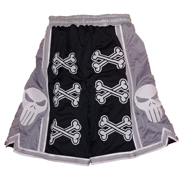 💀 Bone Collector San Antonio Signature Shorts Embroidered 💀