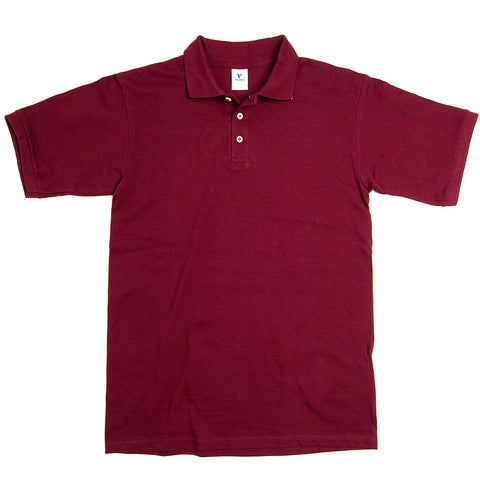 C0500 100% Cotton Piqué Unisex Golf Shirt