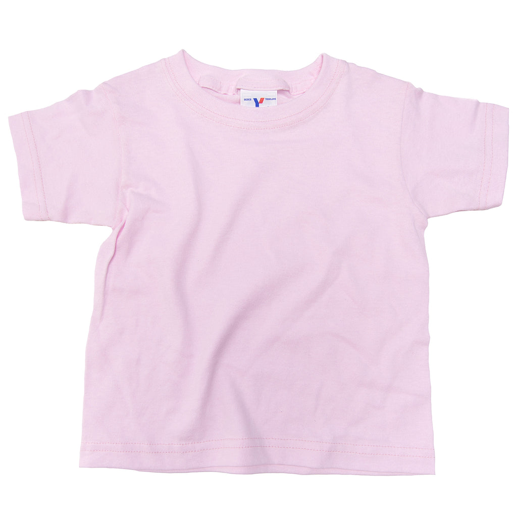 B0300 Heavy Weight Toddler Crew Neck T-Shirt