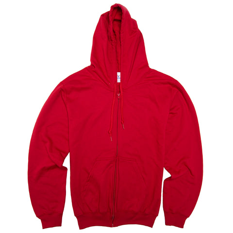 C0702 Heavy Weight Blend Unisex Zip Up Hoody