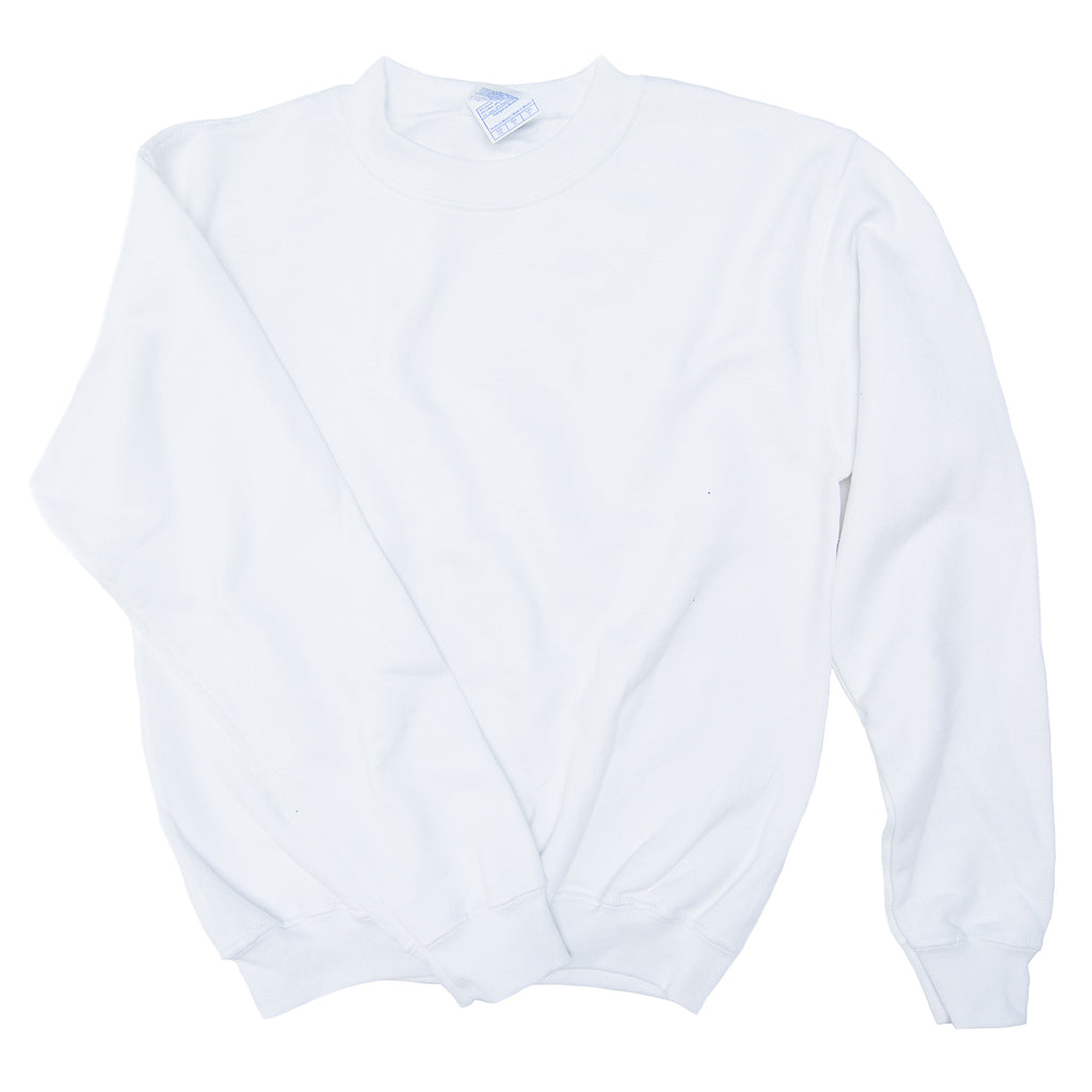 J0700 Heavy Weight Blend Youth Crewneck Sweatshirt