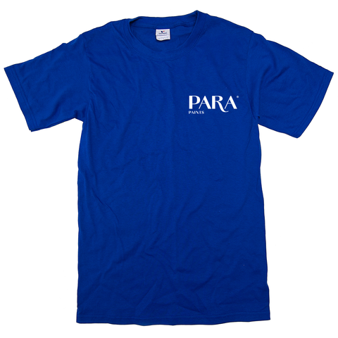 PARAC0300-C COLOR T-SHIRTS - Para Paints Branded + Your Company | Heavy Weight Short Sleeve Unisex Crew Neck