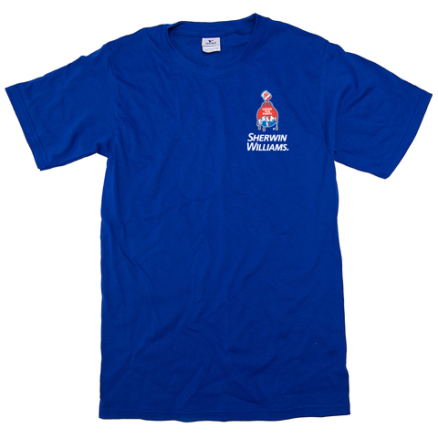 SWC0300-C COLOR T-SHIRTS - Sherwin-Williams Branded + Your Company | Heavy Weight Short Sleeve Unisex Crew Neck