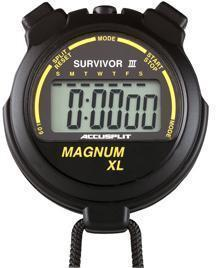 Accusplit A3354      ~ ACCUSPLIT S3MAGXL STOPWATCH New zealand nz vaughan