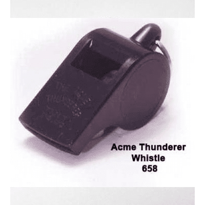 Acme A300       ~ ACME WHISTLE 658 PLASTIC New zealand nz vaughan