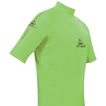 Adrenalin MULTI-ITEM 4216137    ~ 2P THERMAL RASHTOP SH/SLEEVE LIME New zealand nz vaughan