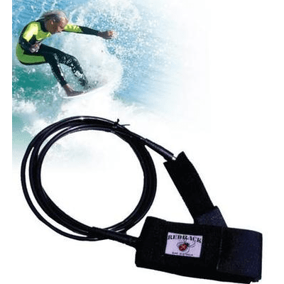 Adrenalin MULTI-ITEM 421772     ~ REDBACK 10' BOARD LEG ROPE New zealand nz vaughan