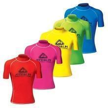 Adrenalin MULTI-ITEM 4220228    ~ HI VIS CLUB SHORT SLEEVE JR LIME New zealand nz vaughan