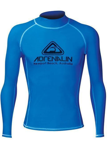 Adrenalin MULTI-ITEM 4221377    ~ RASHVEST MENS HI-VIZ AQUA New zealand nz vaughan