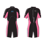 Adrenalin MULTI-ITEM 42221162   ~ AQUASPORT JNR SPRING SUIT PINK New zealand nz vaughan