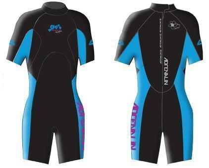 Adrenalin MULTI-ITEM 4223195    ~ AQUASPORT LADY SPRING SUIT BLUE New zealand nz vaughan