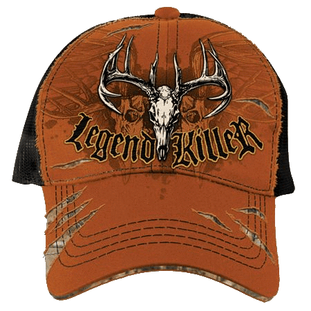 Buckwear Headware 379038     ~ BUCKWEAR CAP  LEGEND KILLER New zealand nz vaughan