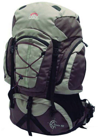 Doite Pack / Bag 2003563    ~ DOITE 16637 ETNIA 50L PACK New zealand nz vaughan