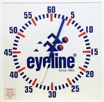 Eyeline 4509815    ~ EYELINE 900MM SQ PACE CLOCK New zealand nz vaughan