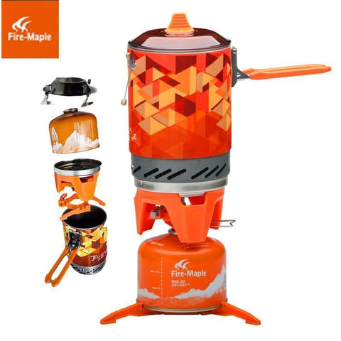 Fire-Maple 202641     ~ FIREMAPLE COOK SYSTEM X2 New zealand nz vaughan