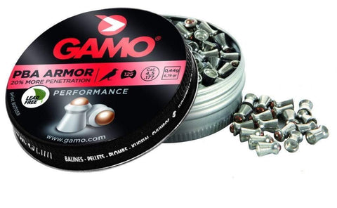 Gamo 1506803    ~ GAMO PELLET PBA ARMOR .177 125 New zealand nz vaughan