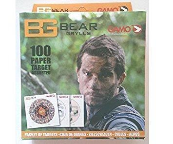 Gamo 1507733    ~ GAMO TARGETS ASSORT B/GRYLLS New zealand nz vaughan