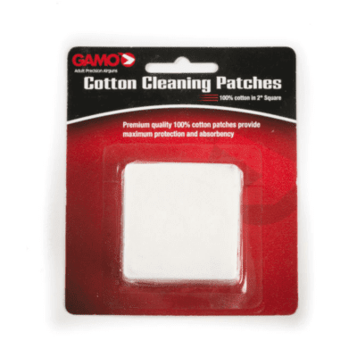 "Gamo 1508493    ~ GAMO 2""COTTON PATCHES 100  417 New zealand nz vaughan"